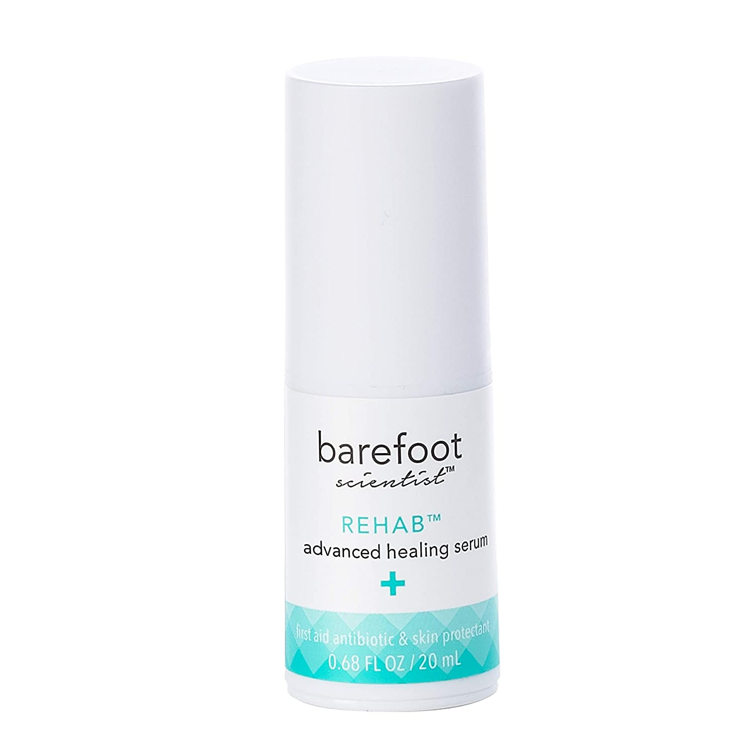 Barefoot Scientist Rehab Multi-Action Healing Serum, Advanced First Aid Topical Antibiotic Ointment