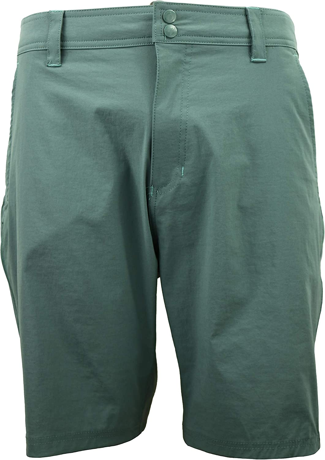 Gillz Men's Tournament Fishing Shorts with Venting - Adjustable Zipper Venting | UV Protection