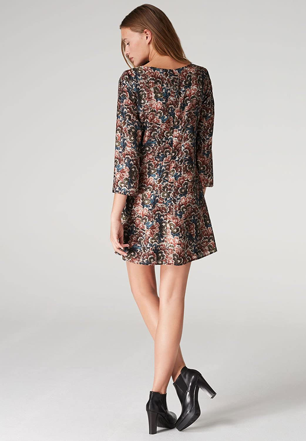 HALLHUBER Floral print silk dress