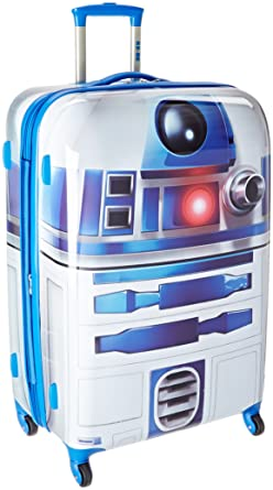 5eeb7afb4f Amazon.com | American Tourister Checked-Large, R2D2 | Carry-Ons