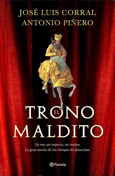 El trono maldito eBook: Saenz, Antonio Piñero, Corral, José Luis ...