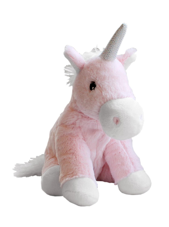 Warmies Minis Unicornio Rosa, 1 St: Amazon.es: Salud y cuidado ...