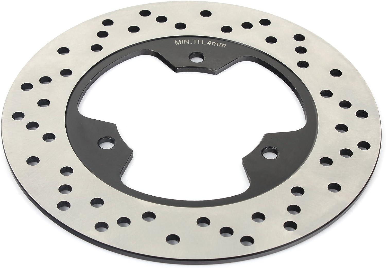 TARAZON 210mm Rear Brake Disc Rotor for Yamaha FZR 250 400 750 R//FZR 250 400 RR EXUP//TDR 250// TZR 125 150 250 R RR