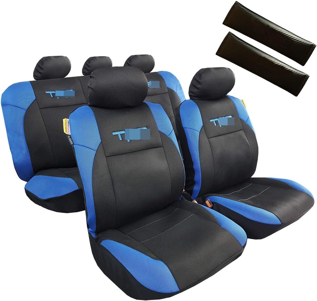 I tailor Maker 3D Spacer Mesh Seat Cover