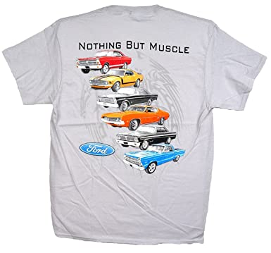 Ford Muscle Car Men S T Shirt Ford Nothing But