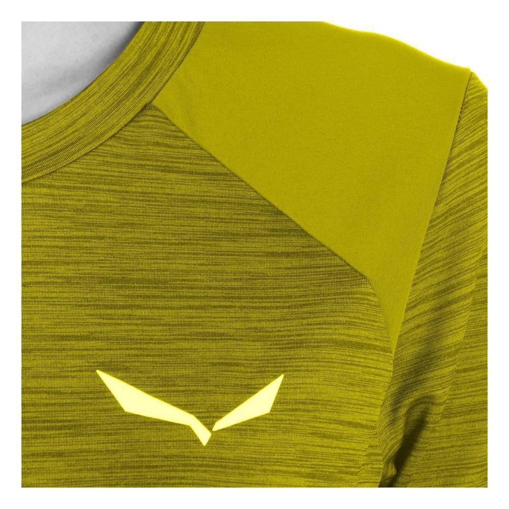 SALEWA pedroc Hybrid W S/S tee Camisetas: Amazon.es: Deportes y aire libre