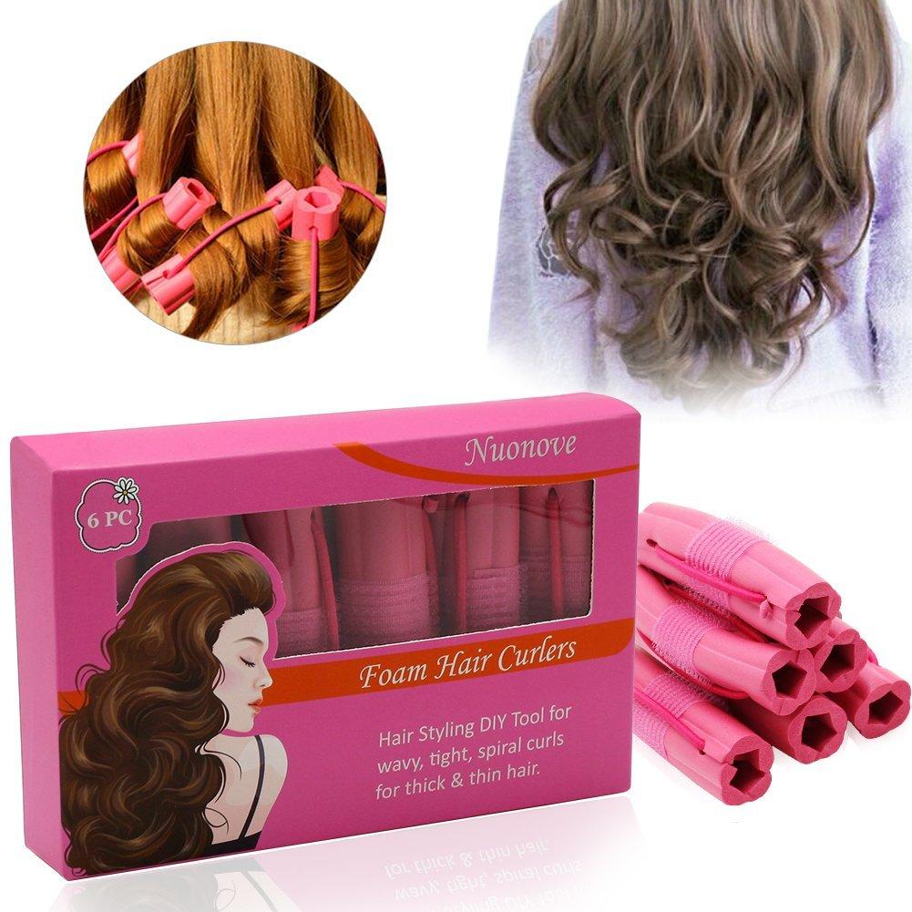 2 Pack Fashion coiffure Donut Hair Bun Maker parfait pour les cheveux longs et épais - Perruque de cheveux - French Twist Bun - Chignon Donut Hair Piece Bob Maker HappyHair