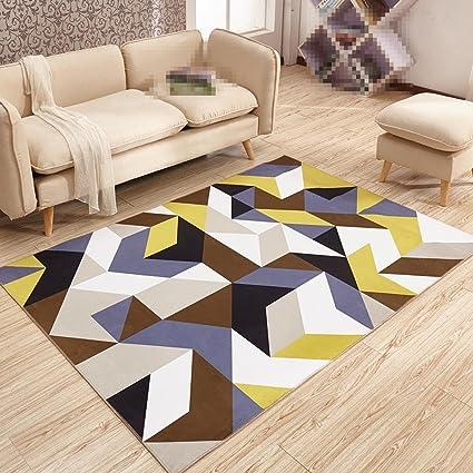 Tappetini 3d, tappeto da tavolino da salotto da soggiorno, tappetini ...