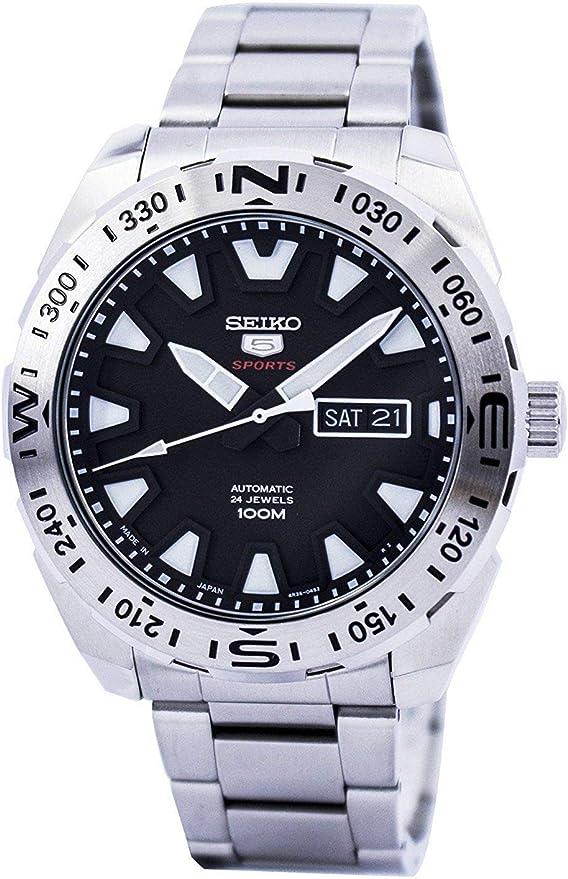 [セイコー]SEIKO 腕時計 5 SPORTS AUTOMATIC スポーツ オートマチック SRP739J1 メンズ [並行輸入品]