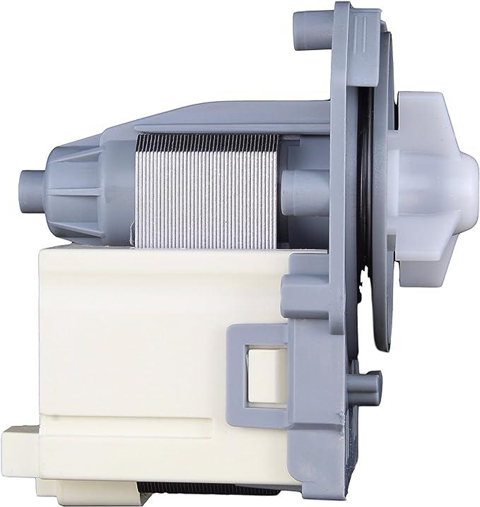 Original eléctrico Lux Bomba desagüe para lavadora – 1326630009 ...
