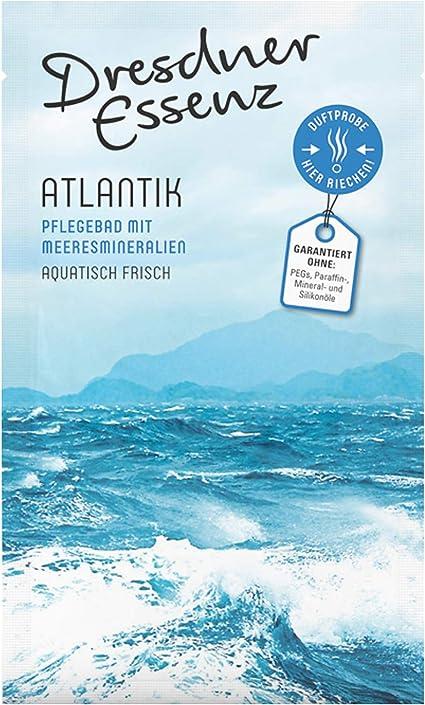 5 Pack Dresdner Esencia Cuidado baño adicional de baño Esencia Atlántico Volumen 5 x 60 g de pH hautneutral Sales de baño wellness Cuidado baño con mar minerales: Amazon.es: Belleza