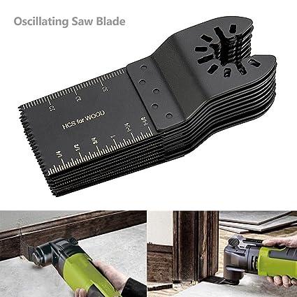 50 Pc Oscillating Multi Tool Saw Blade For Fein Multimaster Bosch