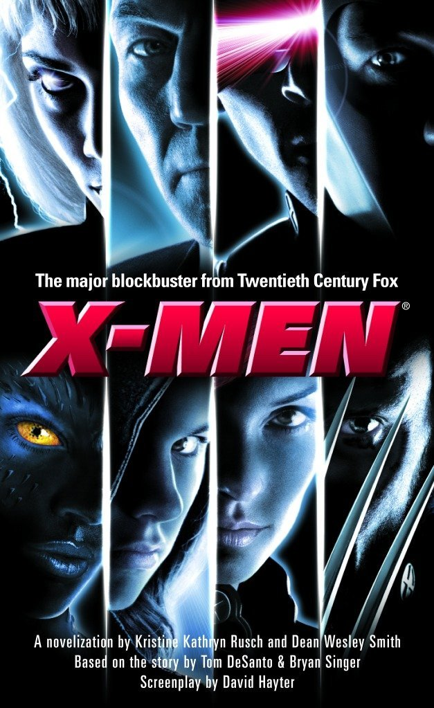 X-Men: A Novelization ebook