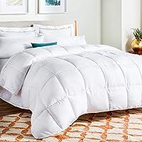 Natufab All Season 5 Star Microfiber Warm Duvet/AC Comforter/Quilt Special for Winters Microfiber Comforter/Blanket/Down Feather Quilt Alternative