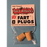 Unbranded Fart Plugs Gag Gift Funny Stocking Stuffer White Elephant Party Joke Prank