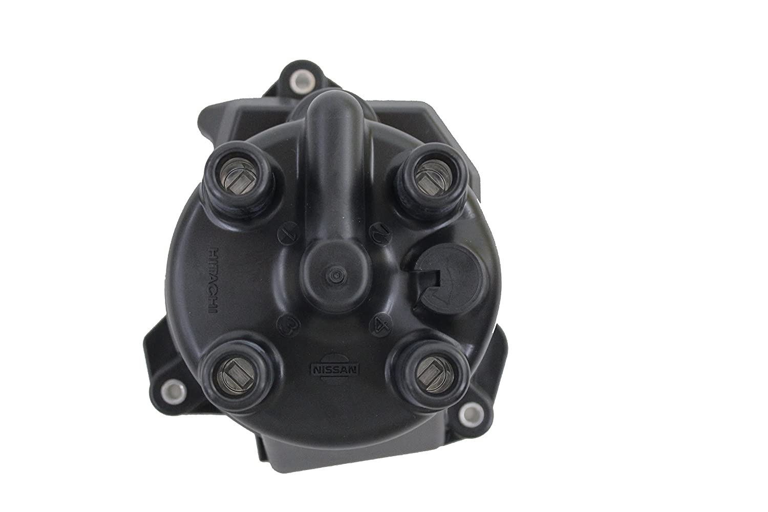 Genuine Nissan 22162 3s505 Distributor Cap Assembly 1997 Sentra Engine Thermostat Automotive