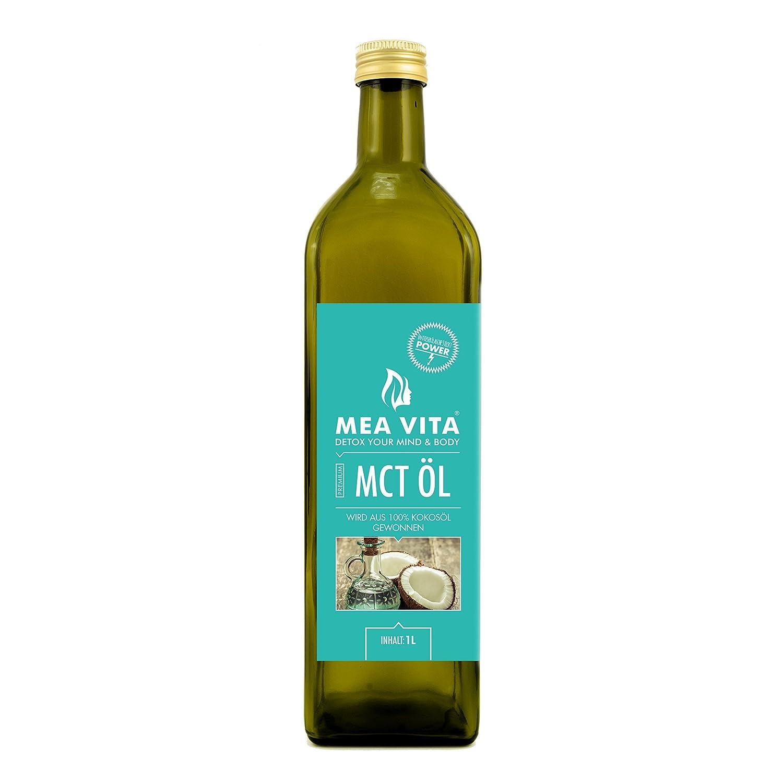 MeaVita MCT Öl, Premium Qualität Image