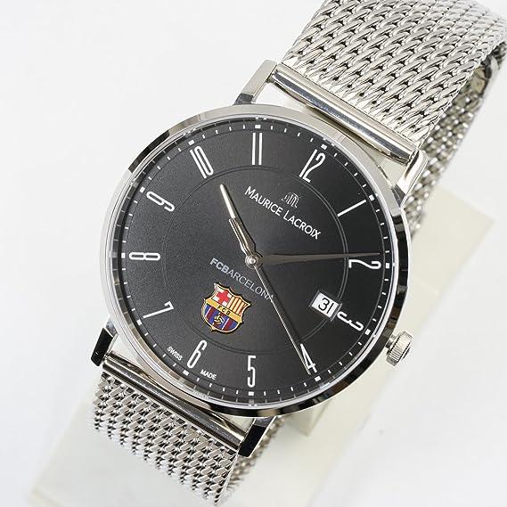 66d5057476 [モーリス・ラクロア] Maurice Lacroix 腕時計 エリロス FCバルセロナ EL1087-SS002-320