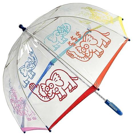 Paraguas kukuxumusu infantil elefante