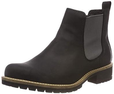 Ecco Ecco ELAINE Chelsea schwarz Boots ELAINE schwarz Ecco