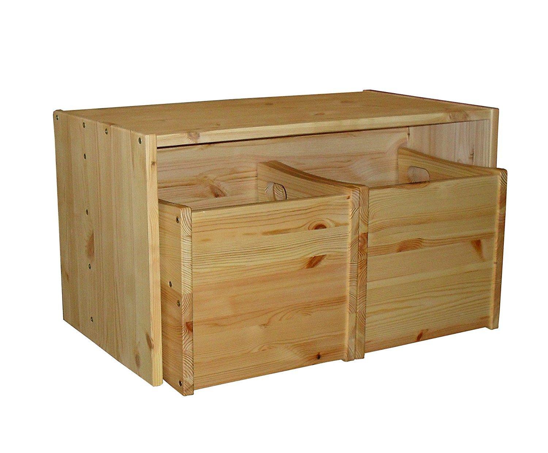 Kindermöbel, Kindersitzgruppe Tisch, 2 Wendehocker Höhe verstellbar, Holz massiv FSC, ohne Schadstoffe Kindermöbel silenta Produktions-GmbH