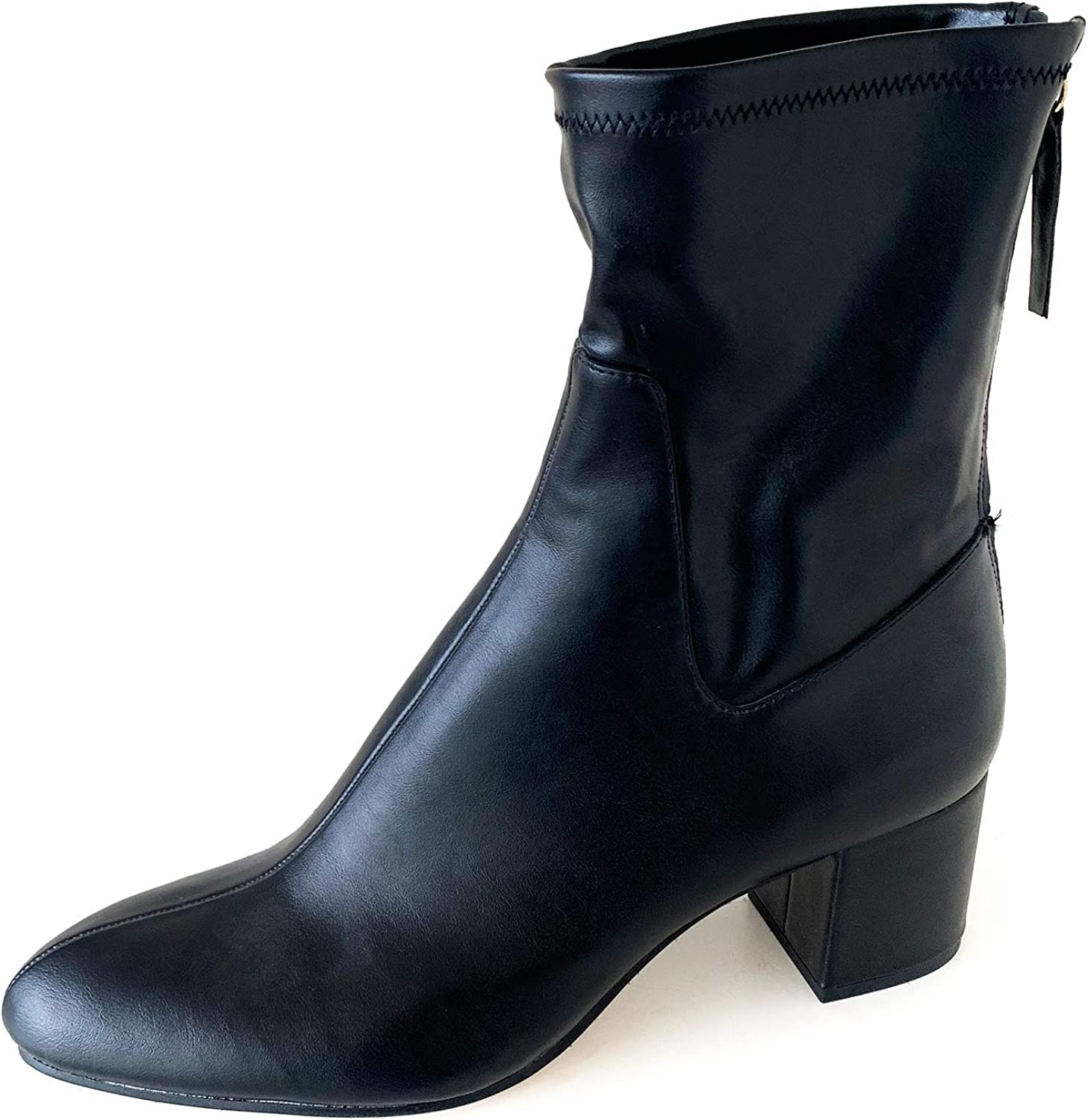 zara ankle boots with zip