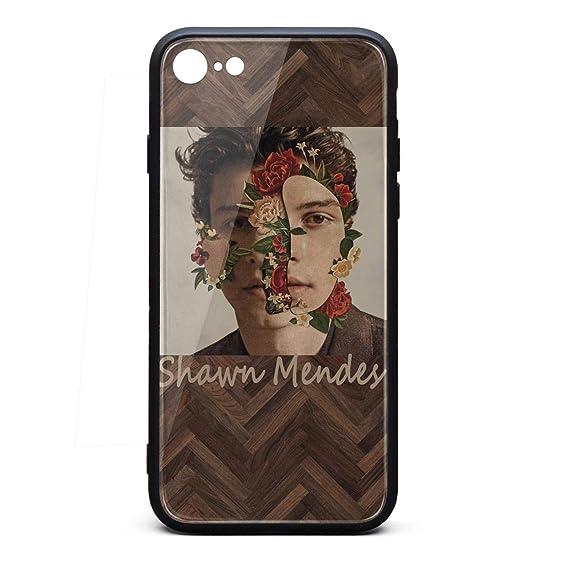 super popular 9e227 ecd0e Amazon.com: I-Phone 7/8 Case Shawn-Mendes-CD- Protective case for i ...