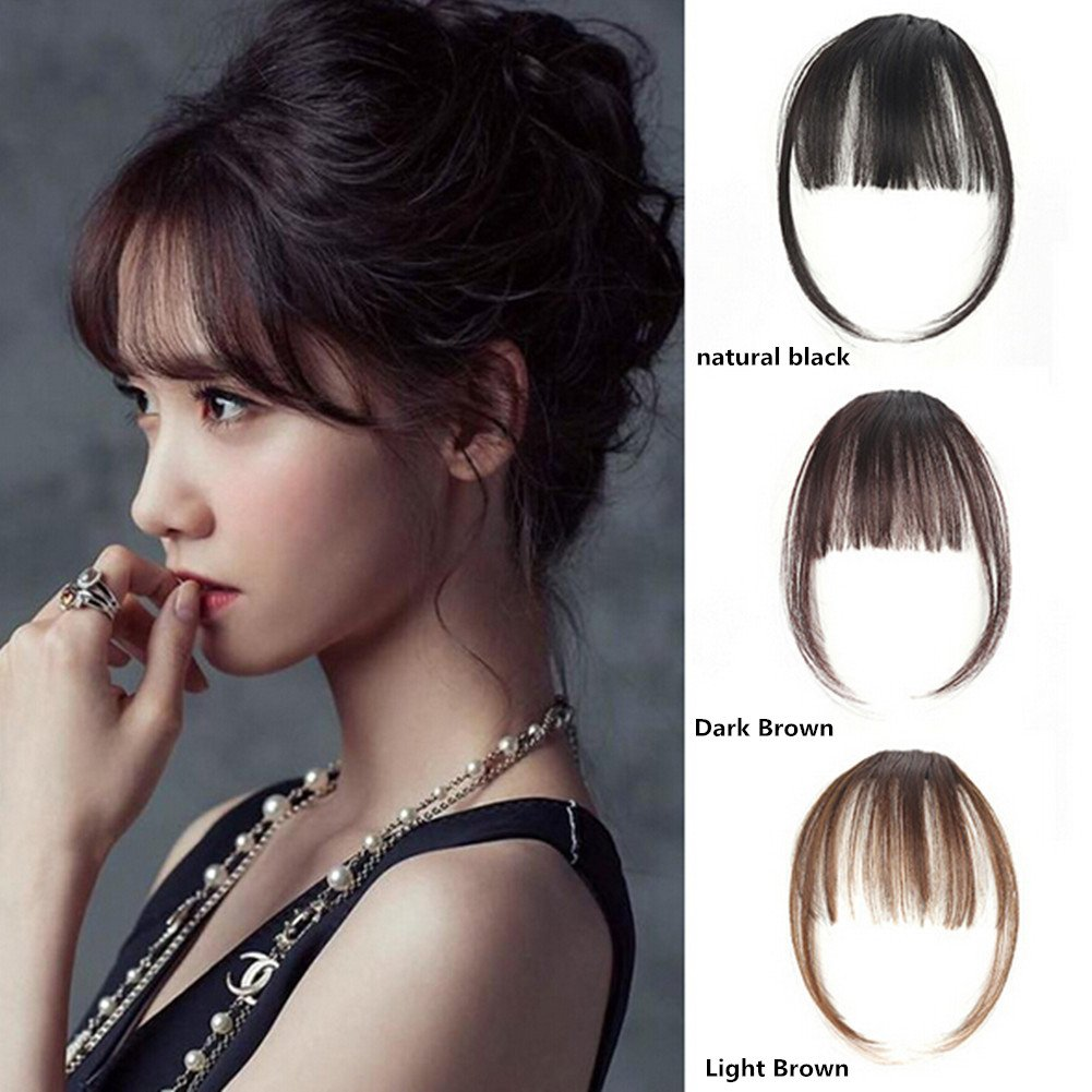 Amazon Bestlee Synthetic Hair One Piece Straight Clip In Hair