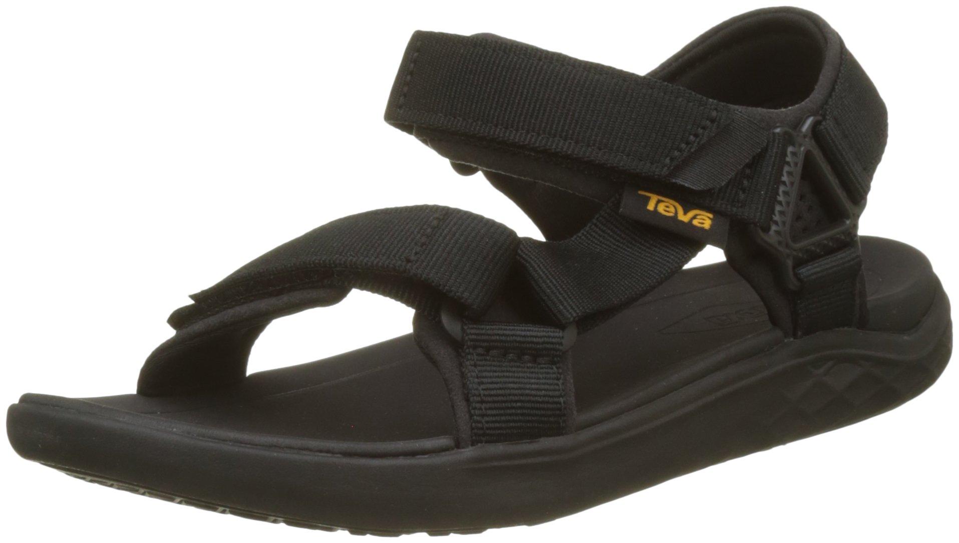 Teva New Women's Terra Float 2 Universal Sport Sandal Black 6