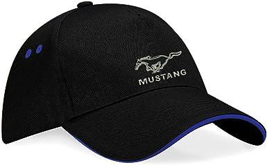 Ford Mustang Gorras de béisbol Bordado súper una Primera Calidad ...