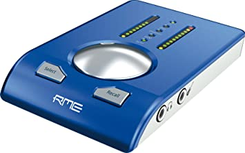 Amazon.com: RME Babyface USB 2.0 High Speed Audio Interface 10 in ...