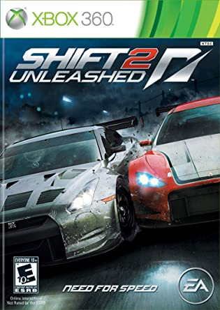 Electronic Arts EA Shift 2 Unleashed - Juego (Xbox 360, Racing, E10 + (Everyone 10 +)): Amazon.es: Videojuegos