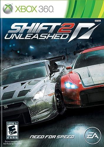 Electronic Arts EA Shift 2 Unleashed - Juego (Xbox 360, Racing, E10 +
