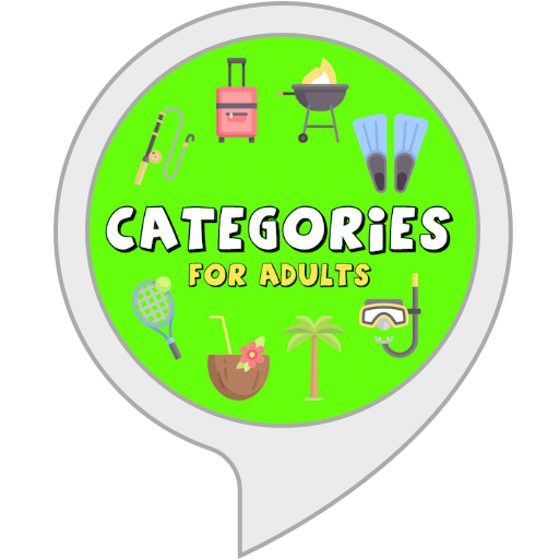 Categories for Adults