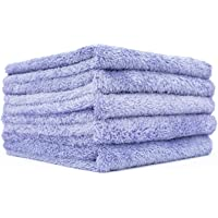 The Rag Company - Eagle Edgeless 350 - Professional Korean 70/30 Blend Super Plush Microfiber Detailing Towels, 350GSM…