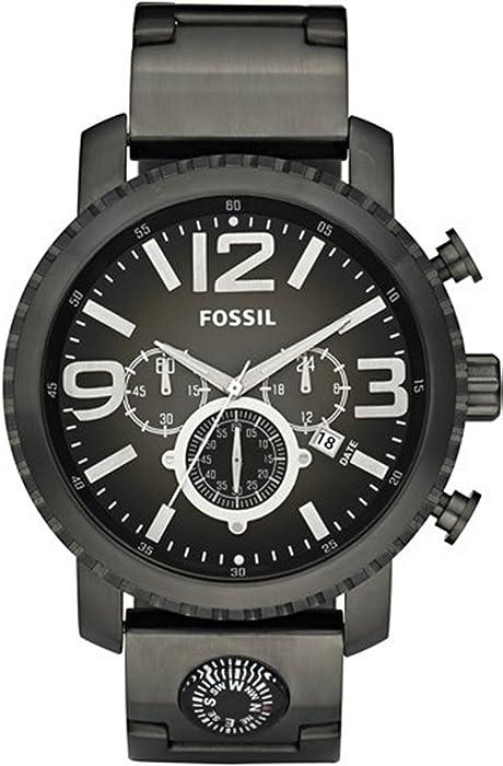 2fad713b86be Fossil JR1252 Hombres Relojes  Fossil  Amazon.es  Relojes