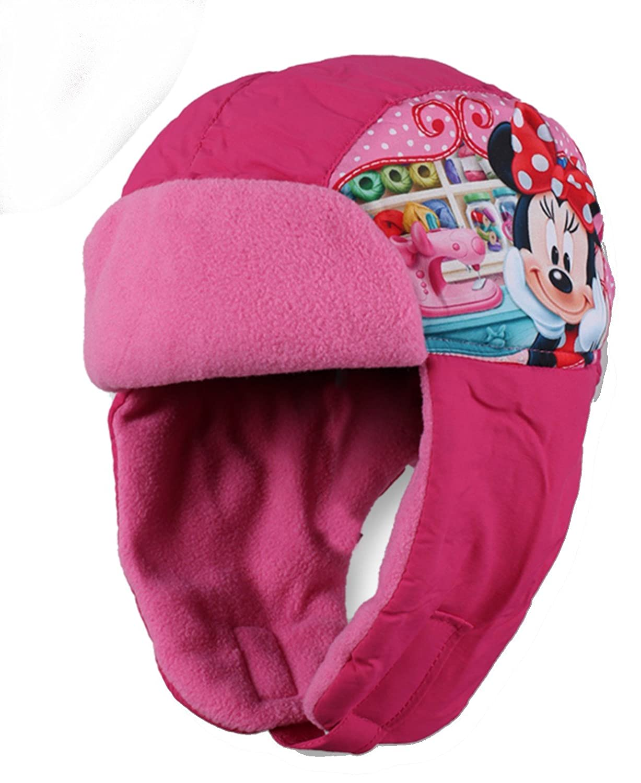 1 Bonnet chapka-Minnie-Taille 52 ou 54-2 coloris.
