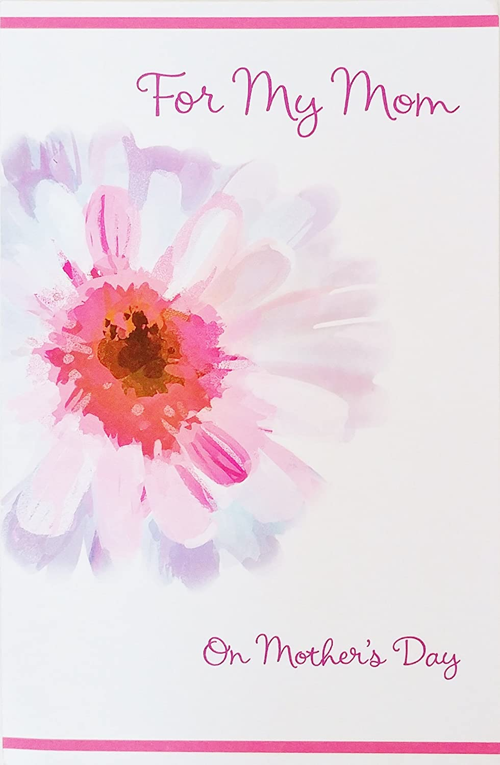 Amazon For My Mom On Mothers Day Greeting Card Celebrate