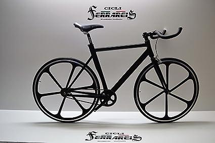 Cicli Ferrareis Fixed Bike Single Speed Bici Single Speed Bici