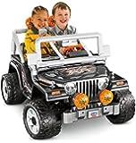 Power Wheels Tough Talking, Jeep Wrangler