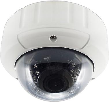 AHD Spy Smoke Detector Hidden Camera 1MP 720p HD 3.6mm Nanny-Cam Security CCTV