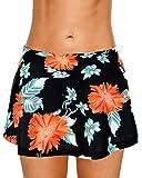 Dolamen Donna Pantaloni da Nuoto Gonna, 2018 Costumi da Bagno Donna Pantaloncini Bikini Costume Intero Moda da Bagno Shorts Swimwear Costume Mare