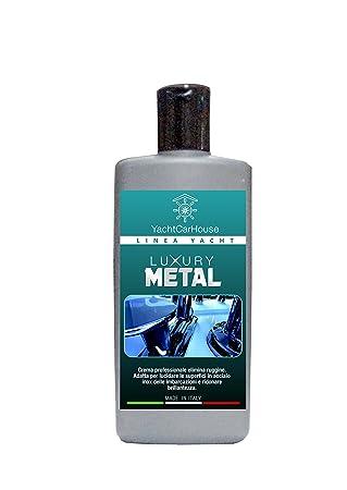 YachtCarHouse - Luxory Metal - Limpiador náutico de crema ...