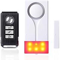 Control Remoto Luz Sonido Inalámbrico Magnético Inicio Seguridad