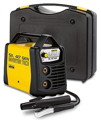 Deca 278980 Generador Inverter para soldadura de electrodo y Tig Sil ...