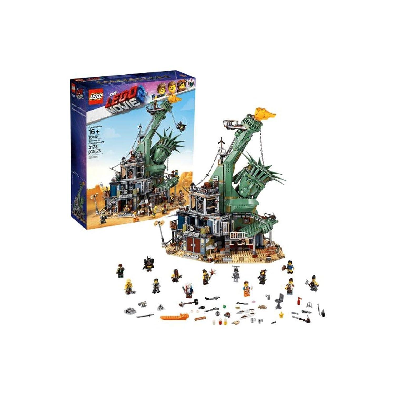 レゴ(LEGO) レゴムービー ボロボロシティへようこそ 70840