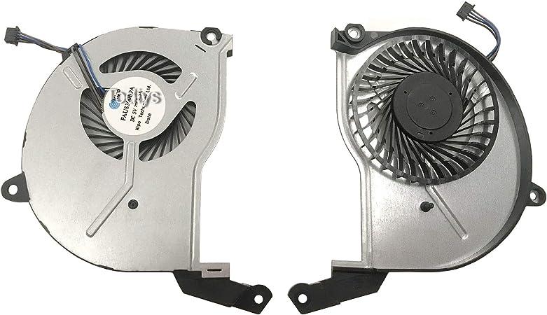 New For HP 15-f010wm 15-f014wm 15-f024wm 15-f039wm 15-f205dx 15-f215dx CPU FAN
