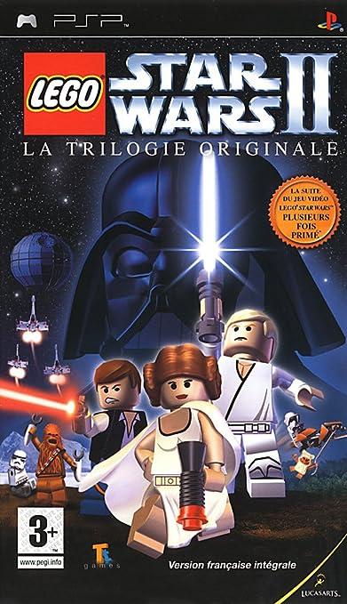 Lego Star Wars 2 Platinum [fr Import]: Amazon.es: Videojuegos