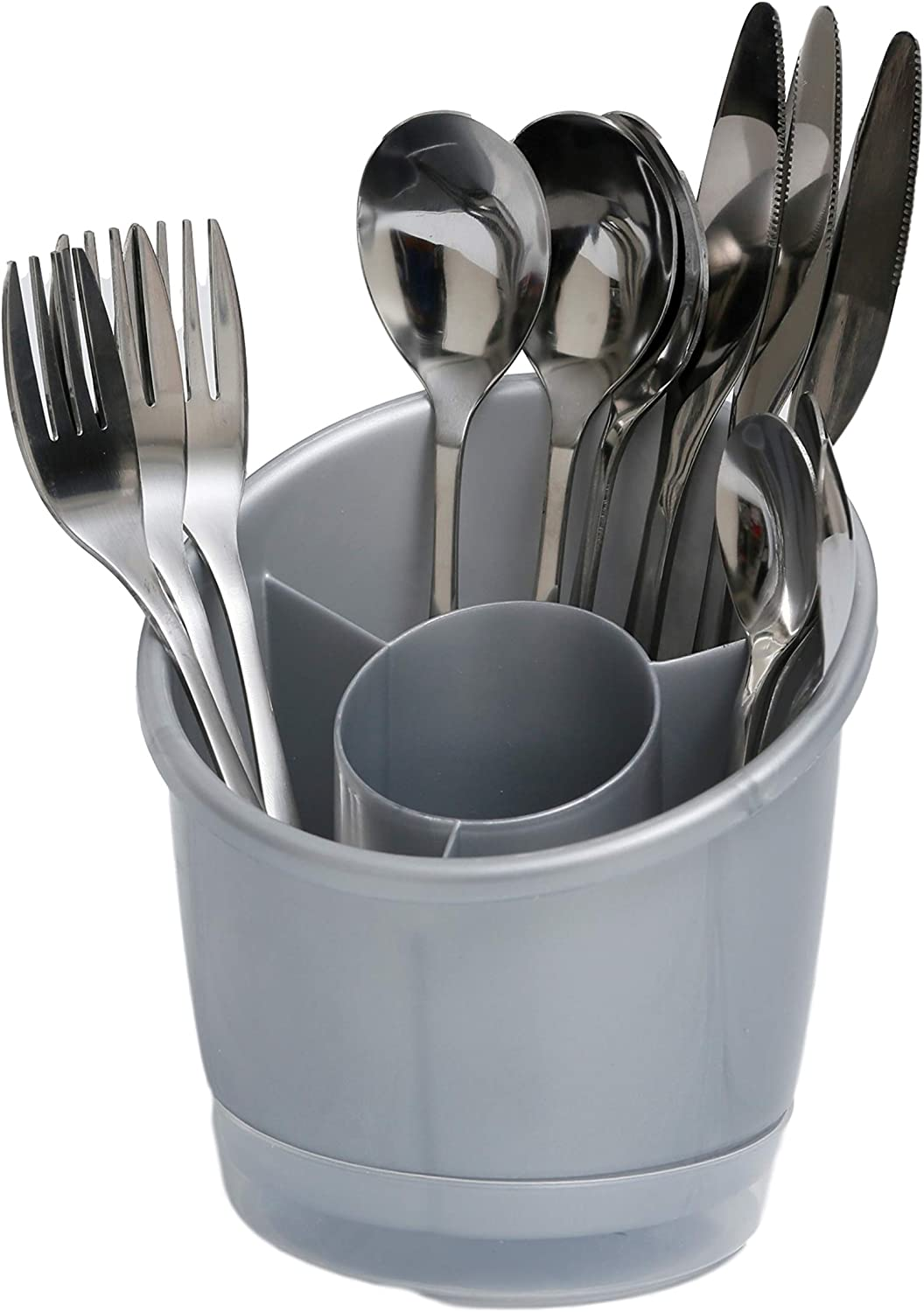 CELESTE HOME PRODUCTS Cutlery and Utensil Storage Organizer for Kitchen, Pantry, Table and Countertop – Specially designed to hold and organize forks, Knives, spoons and kitchen utensils.