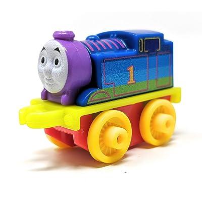 Mini Train Rainbow Thomas 2 Inch Scale Engine: Toys & Games